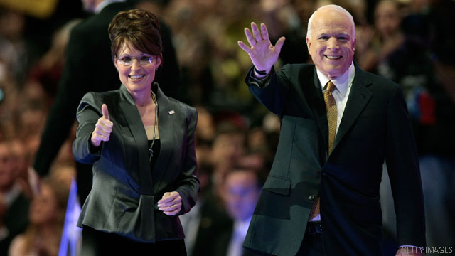 McCain: Palin was 'best qualified'