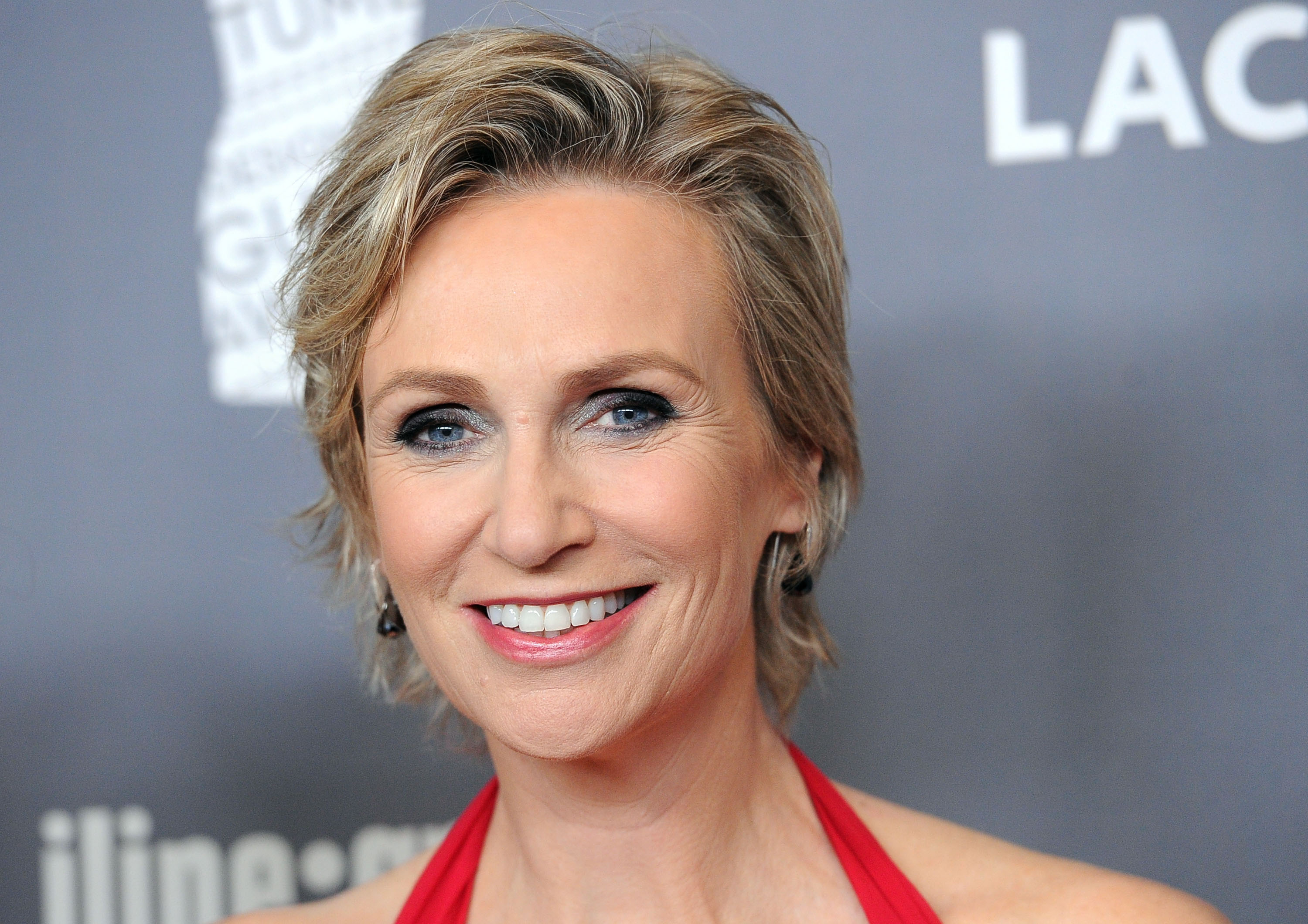Tonight: Jane Lynch takes over