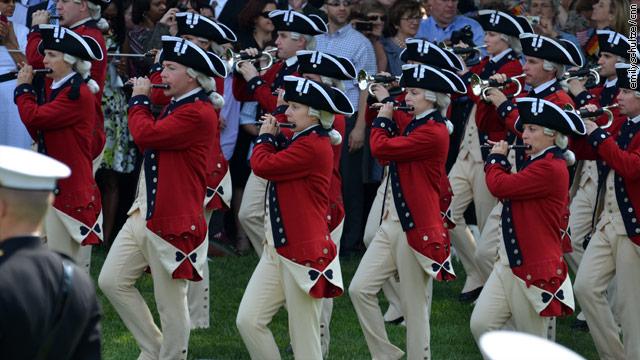 Yankee Doodle is dandied!