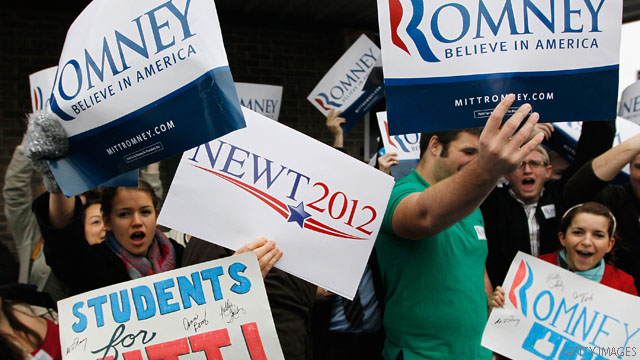 Poll: Romney tops field in Wisconsin
