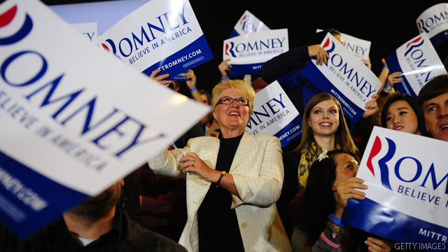 Polls show tight race between Gingrich, Romney in Deep South