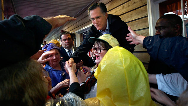 Romney to forgo Medicare