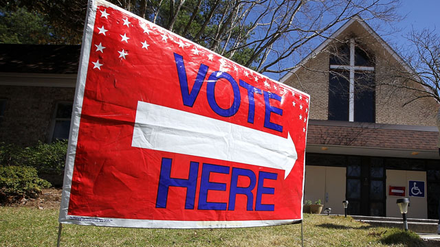 Administration blocks Texas voter ID law