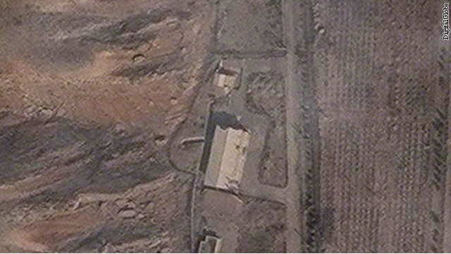 Possible site of Iran explosive tests identified, think tank says