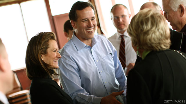 Pro-Santorum super PAC pushes energy message