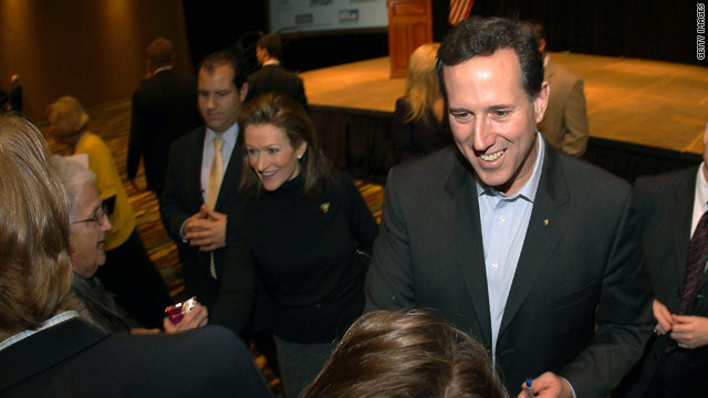 BREAKING: CNN projects Santorum to win Alabama primary