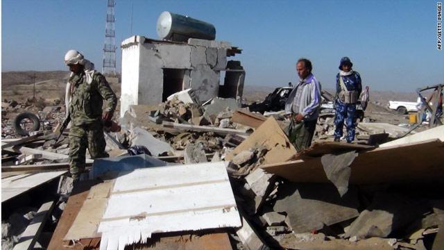 In Yemen, an emboldened al Qaeda
