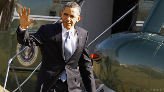 Can President Obama end 150-year streak?