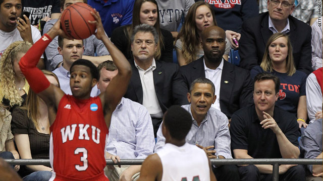 Obama's teaching moment – bracketology