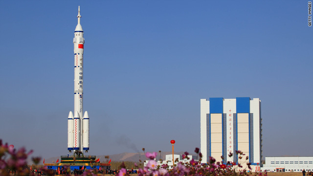 Chinese space program advancing quickly