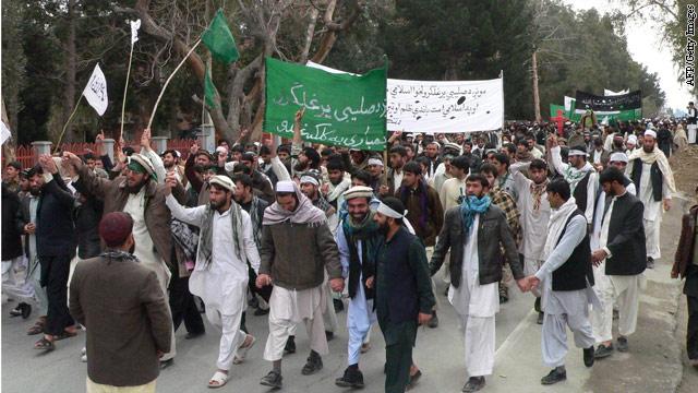 FBI: Afghan civilian killings could spark attacks in U.S.