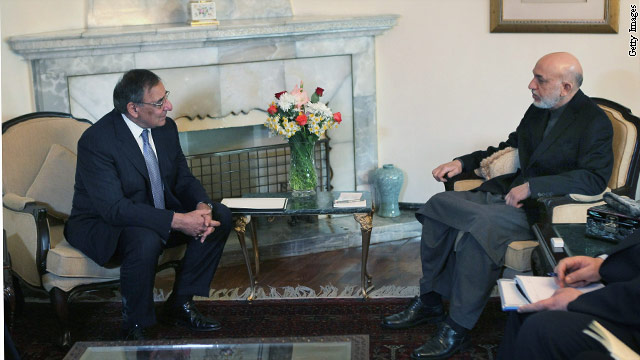 Karzai urges American pullback after massacre