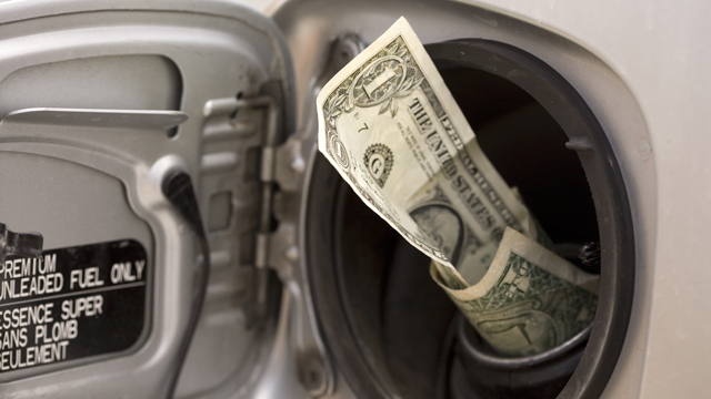 Christine&#039;s blog: The truth about high gas prices