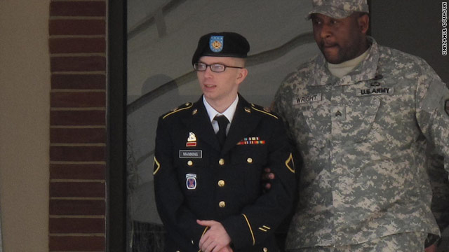 Bradley Manning's lawyer tries, and fails, to get charges dismissed