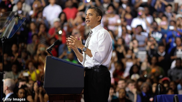 Obama: Election 'make-or-break moment' for America