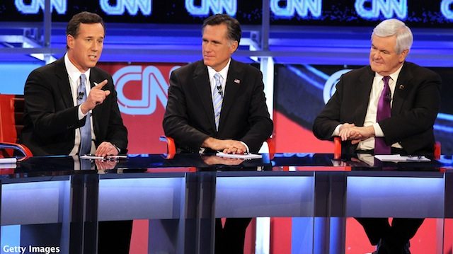 Poll: Gingrich supporters would split between…