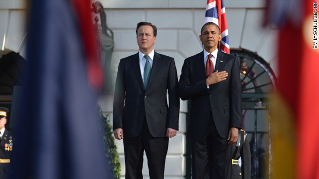 Oil release: Obama and Cameron in cahoots?