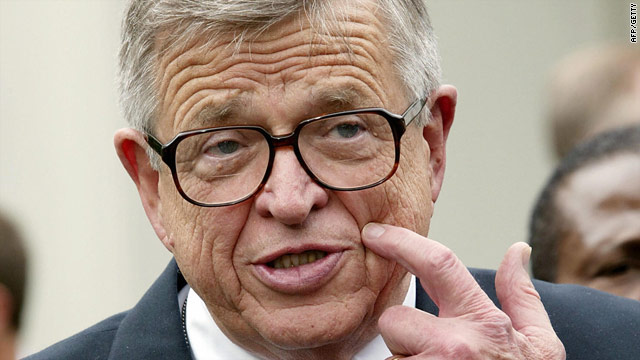 Watergate figure Chuck Colson reportedly near death
