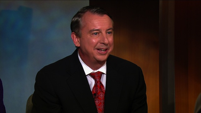 Ed Gillespie: Romney benefits from longer primary season