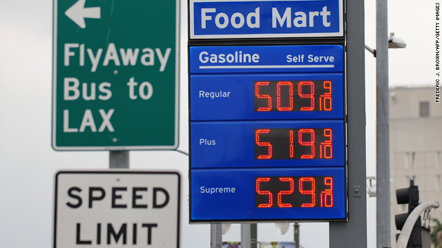 What's the real answer to rising gas prices?