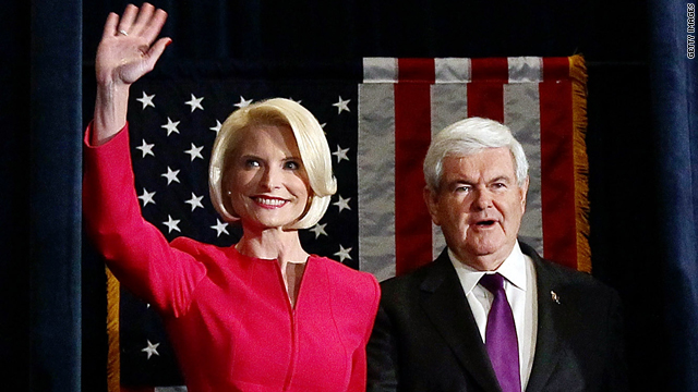 What&#039;s Newt Gingrich up to?