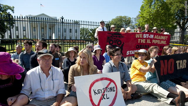 Poll: Majority say build Keystone pipeline