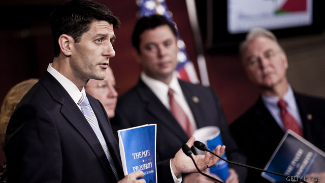 2013 House GOP budget raises 2012 stakes