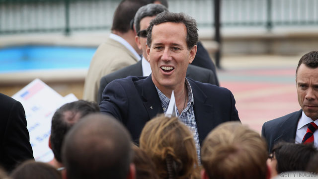 Santorum endorses Cruz in Texas Senate race