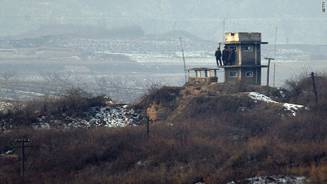 Obama to make first visit to Korean demilitarized zone