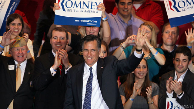 Raw Politics: Santorum's guarantee almost comes true - for Romney
