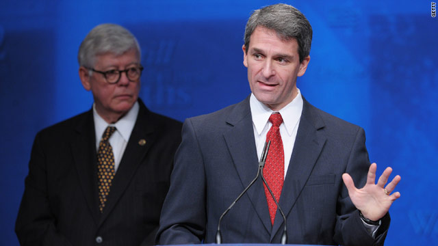 Cuccinelli backs out of major conservative conference