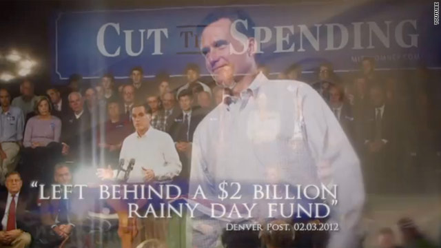 Romney ad focuses on debt in Wisconsin
