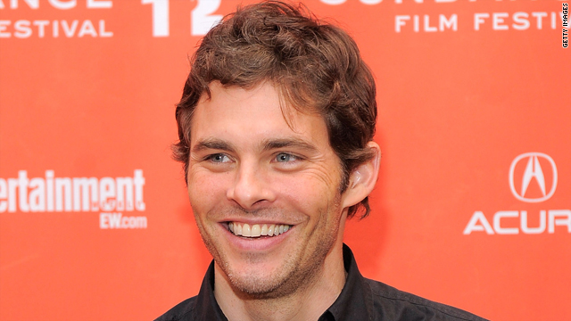 James Marsden on '30 Rock's' Liz/Criss romance