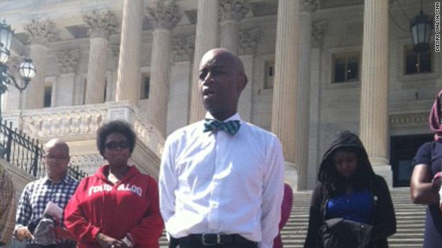 Trayvon Martin resonates: African American Senate Chaplain tells own story