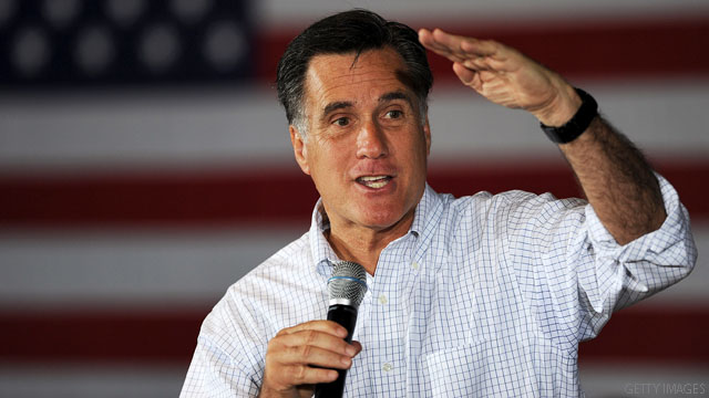 Romney trashes 'Obamacare' on two-year anniversary of law
