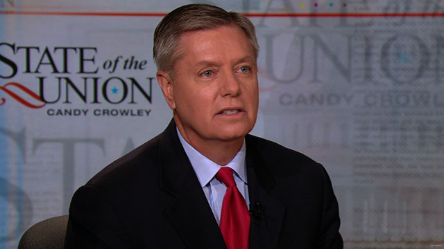 Graham: GOP Obama attacks are 'off base'
