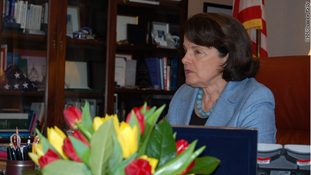 Intel Gatekeeper: the case file on Senator Dianne Feinstein