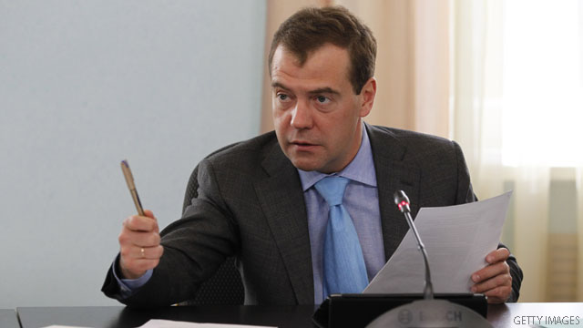 Medvedev to Romney: It's 2012, not the 1970s