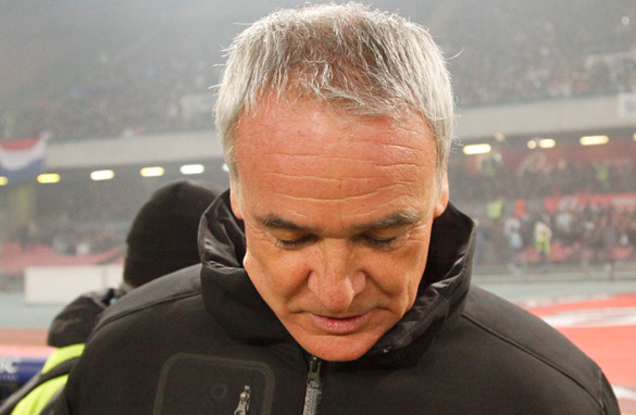 Claudio Ranieri is the latest coach to fail at Inter Milan following Jose Mourinho's departure.