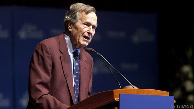 Public to get rare insight into President George HW Bush