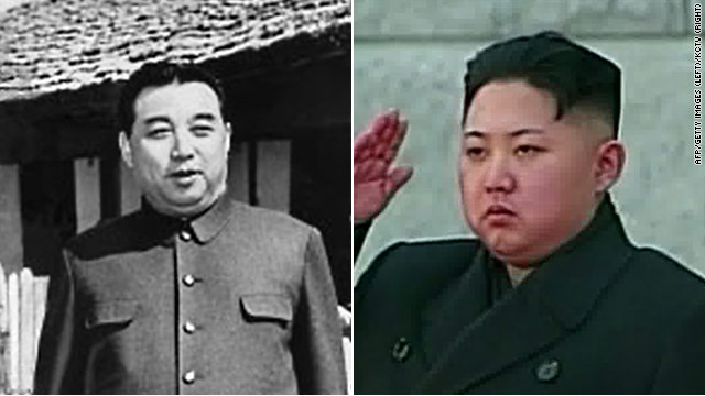 In North Korea, a leader's image is linked to grandfather's