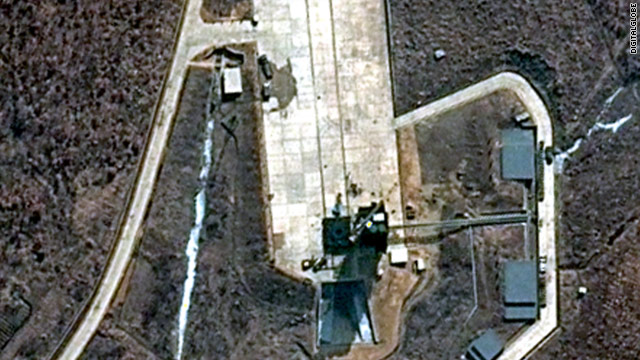Activity seen at North Korea launch site