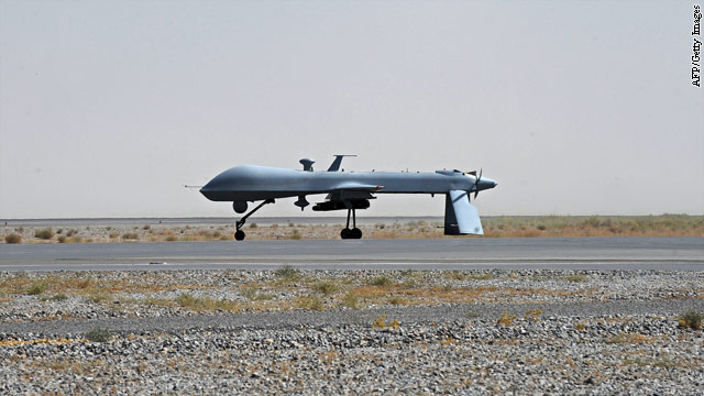 U.S., Pakistan talking about changes in drone ops, official says