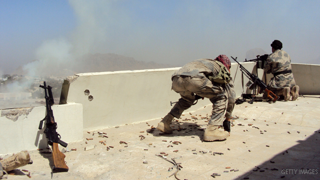 CNN Poll: Afghan war support hits new low