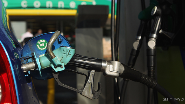 CNN Poll: Americans increasingly worried about gas prices