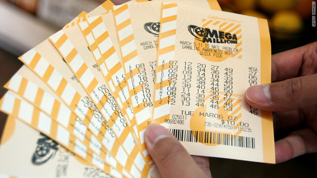 What would you do if you hit the $540 million lottery?