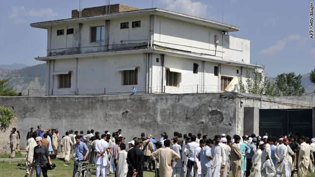 Pakistan police detail Osama bin Laden's life on the run