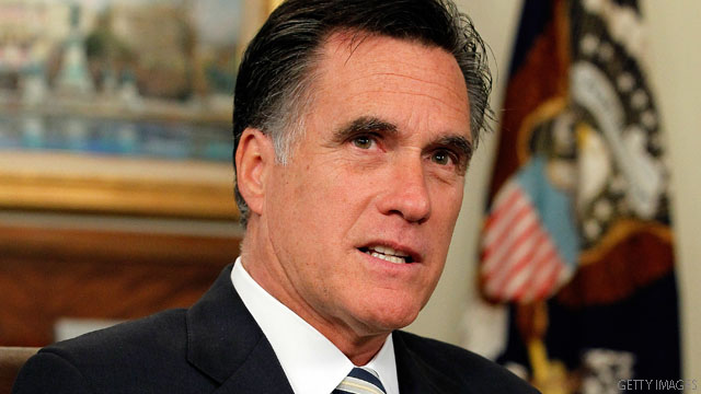 Romney opens new line of attack against Obama