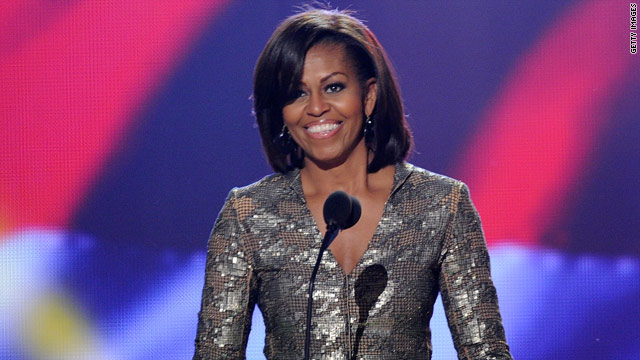 The First Lady and the Kids' Choice Awards