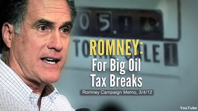 Obama campaign takes out new ad, attacks Romney